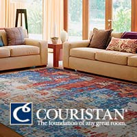 Featuring area rugs by Couristan. Visit our showroom where you're sure to find flooring you love at a price you can afford!