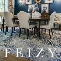Featuring area rugs by Feizy. Visit our showroom where you're sure to find flooring you love at a price you can afford!