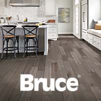 Featuring hardwood flooring from Bruce. Visit our showroom where you're sure to find flooring you love at a price you can afford!