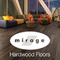 Featuring hardwood flooring from Mirage. Visit our showroom where you're sure to find flooring you love at a price you can afford!